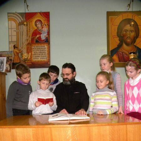 интервью с отцом Сергием