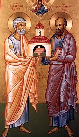 Петров, или Апостольский пост