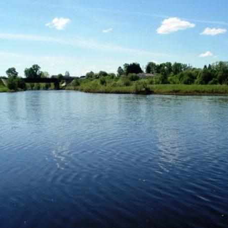 река Межа
