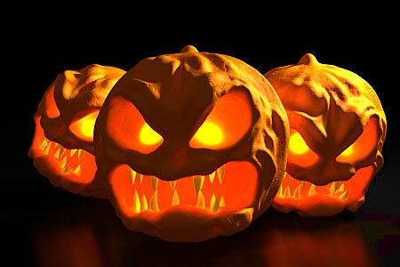 Хеллоуин: Экспортное язычество