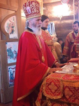 Престольный праздник в храме поселка Заповедный