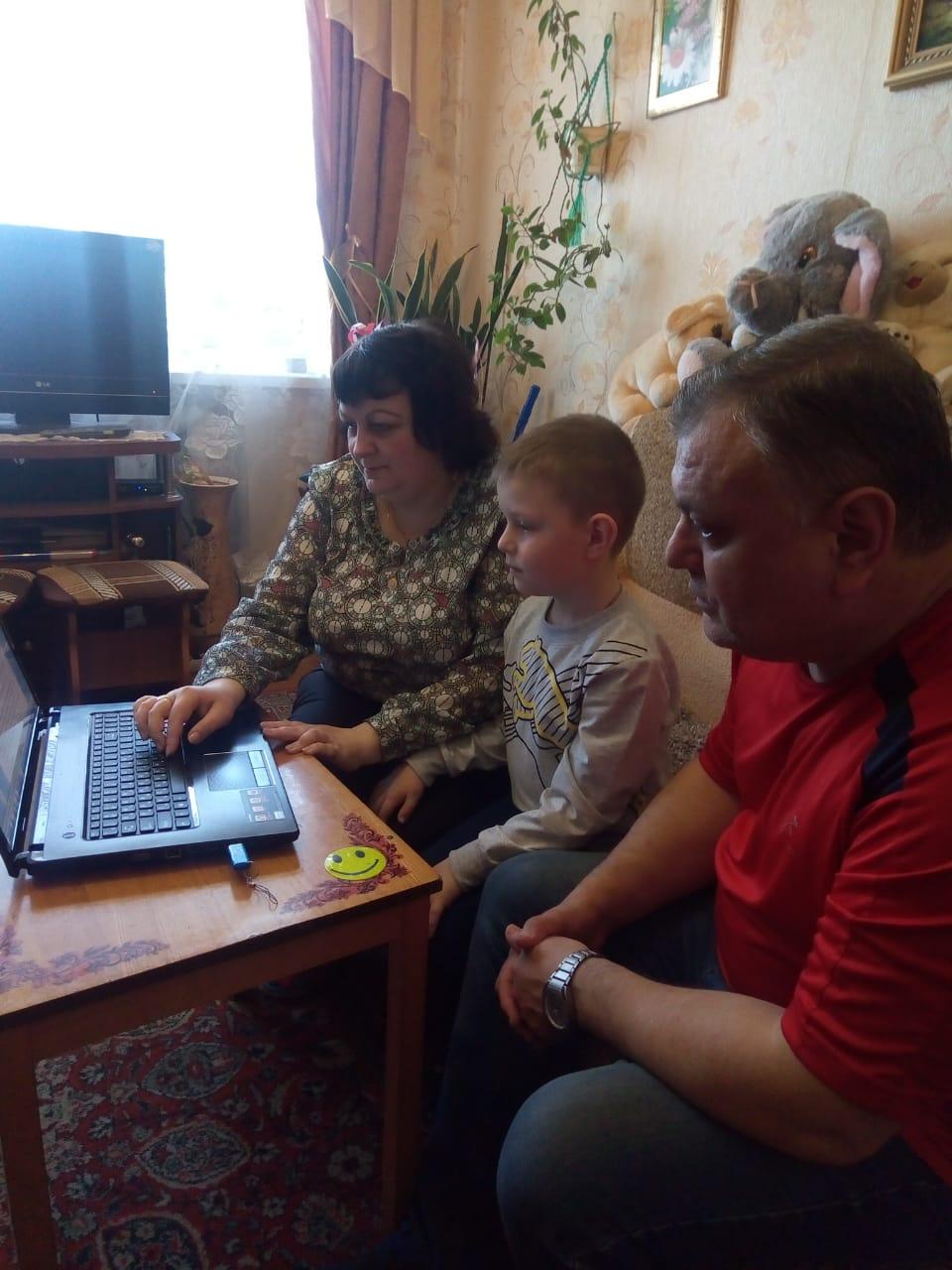 Семья Морозовых-фото 2 — копия
